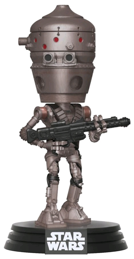 Star Wars: The Mandalorian - IG-11 Pop! Vinyl Figure image