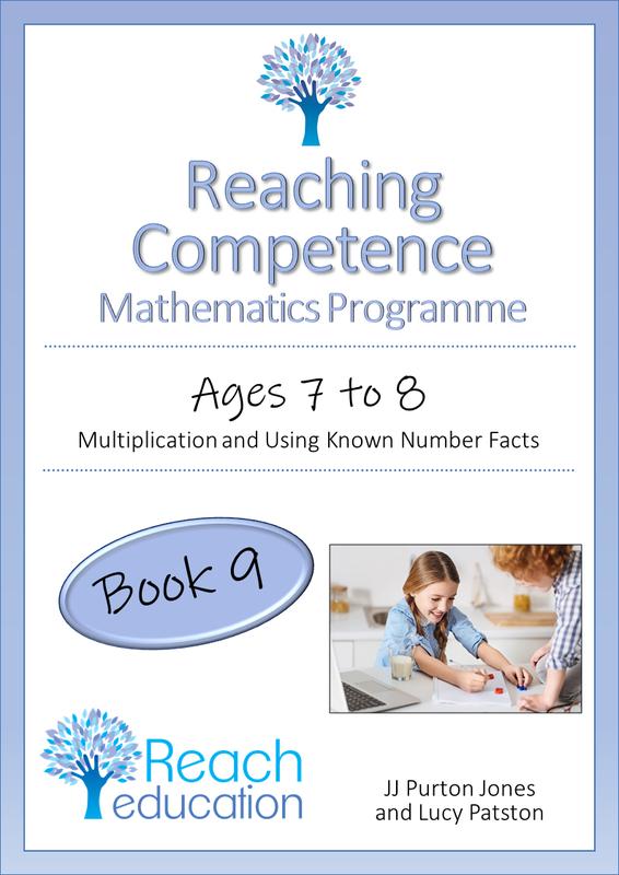 Reaching Competence Mathematics Programme - Book 9 by JJ Purton Jones & Lucy Patston