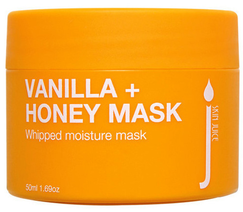 Skin Juice: Vanilla & Honey Moisture Mask