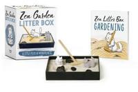 Desktop Zen Garden Litterbox by Sarah Royal