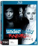 Underbelly: Razor on Blu-ray