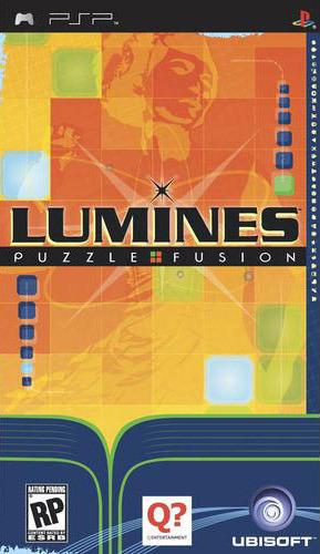 Lumines for PSP