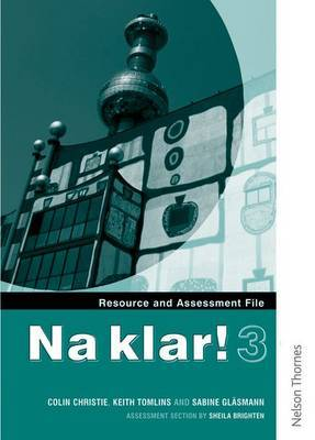 Na Klar! 3 Resource and Assessment File (KS4) by Colin Christie image
