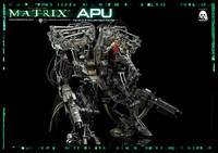 1/12 Matrix APU (Armored Personnel Unit) PVC Figure