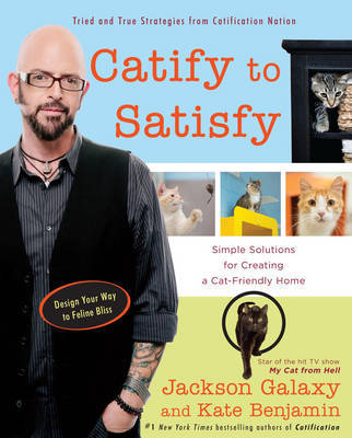Catify to Satisfy by Jackson Galaxy image
