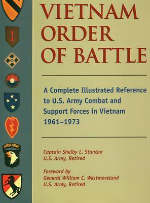 Vietnam Order of Battle by Shelby L Stanton image