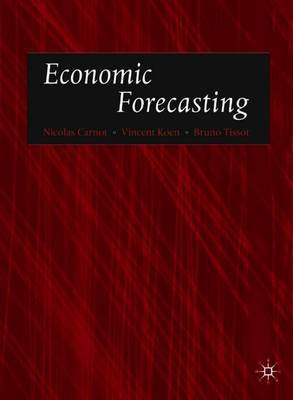 Economic Forecasting by Vincent Koen image