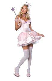 Wizard of Oz Glinda the Good Witch Costume (Medium)