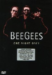 Bee Gees - One Night Only on DVD