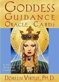 Goddess Guidance Oracle Cards (Deck & Guidebook) by Doreen Virtue