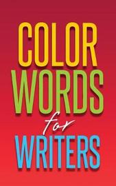 Color Words for Writers by Hamilton