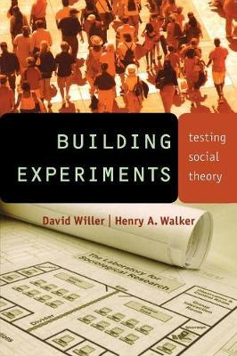 Building Experiments by David Willer image