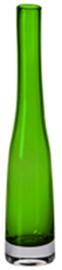 Krosno Sashay Bud Vase - Apple (28cm)