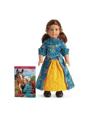 Felicity Mini Doll image