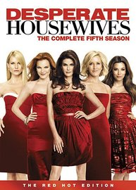 Desperate Housewives - The Complete 5th Season (7 Disc Set) on DVD