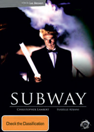 Subway on DVD