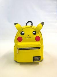 Loungefly: Pokemon Pikachu Face - Mini Backpack