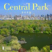 Central Park 2019 Wall Calendar by Central Park Conservancy