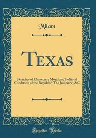 Texas by Milam Milam image