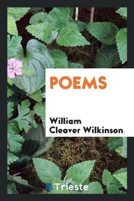 Poems by William Cleaver Wilkinson image