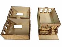 TTCombat: Tabletop Scenics – Brownstone B image