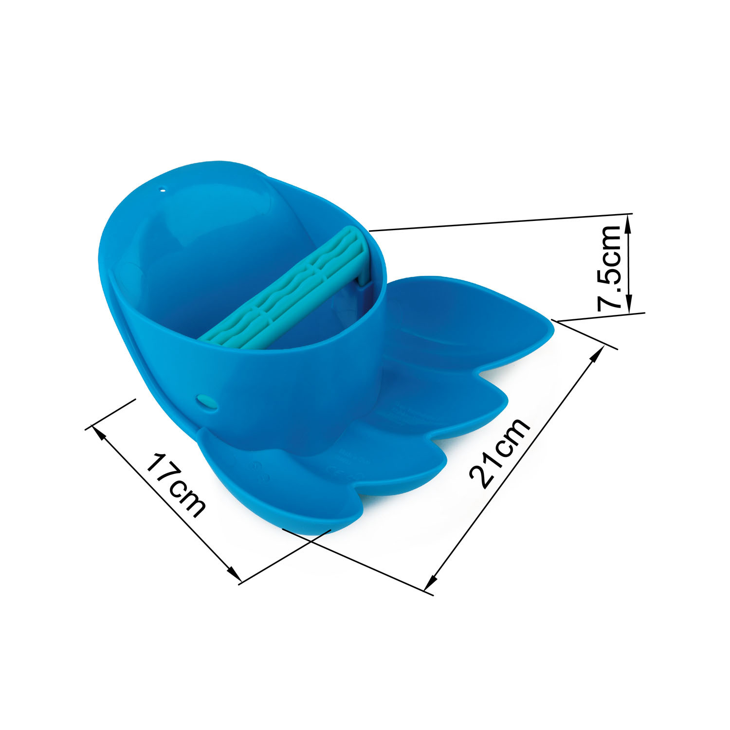Hape: Power Paw Sand Toy - Blue image
