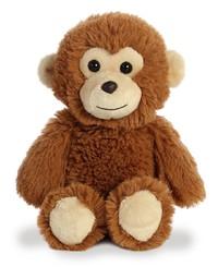 Aurora: Cuddly Friends Plush - Monkey (Small)