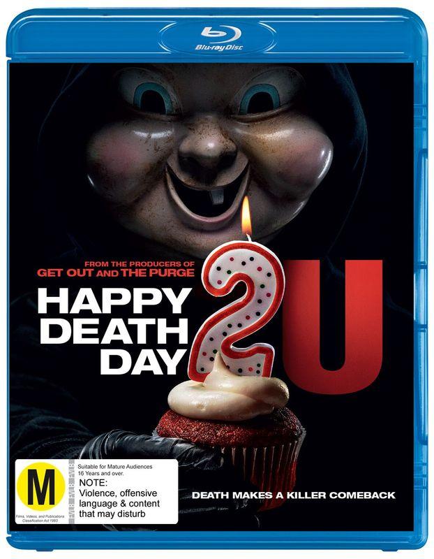 Happy Death Day 2U on Blu-ray
