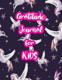Gratitude Journal for Kids by Joy Griffith image