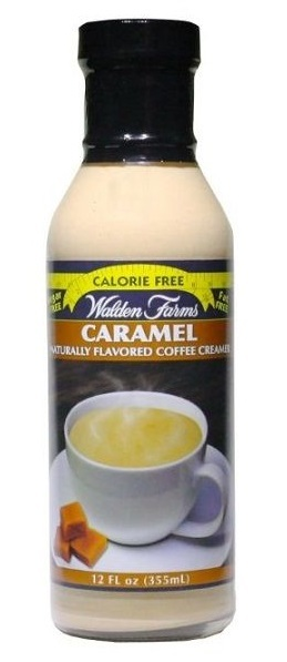 Walden Farms: Coffee Creamer - Caramel (355ml)