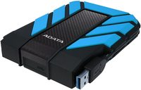 1TB ADATA HD710 Pro USB 3.2 Gen 1 Durable External HDD Blue