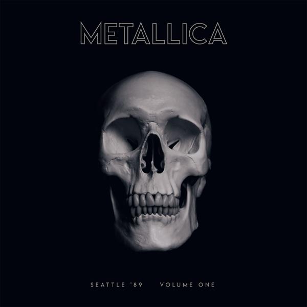 Seattle '89 Vol 1 (Coloured Vinyl) by Metallica