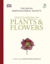 RHS Encyclopedia of Plants and Flowers by Christopher Brickell image