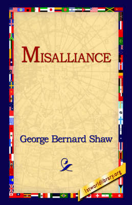 Misalliance by George Bernard Shaw image