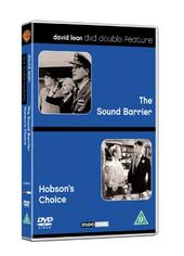 David Lean Double Feature -  The Sound Barrier / Hobson's Choice on DVD