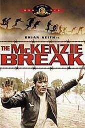 The Mckenzie Break on DVD