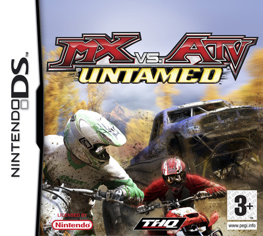 MX vs ATV Untamed for Nintendo DS