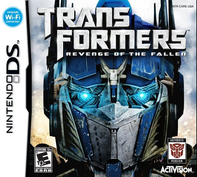 Transformers: Revenge of the Fallen - Autobots for Nintendo DS