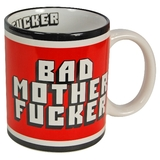 Bad Mo Fo Novelty Mug