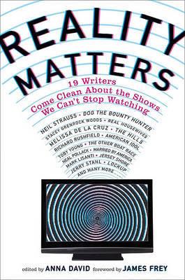 Reality Matters by Anna David image
