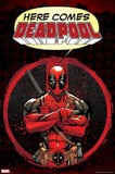 Deadpool Poster - Here Comes Deadpool (514)