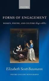 Forms of Engagement by Elizabeth Scott-Baumann