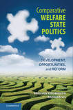 Comparative Welfare State Politics by Kees Van Kersbergen