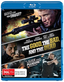 The Good the Bad and the Dead on Blu-ray