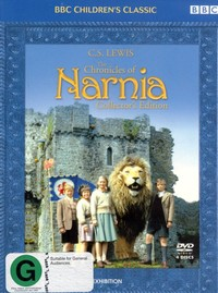 The Chronicles Of Narnia: Collector's Edition BBC (4 Disc) on DVD image