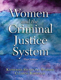 Women and the Criminal Justice System by Katherine Stuart van Wormer image