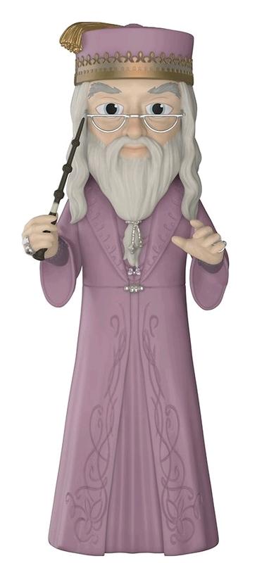 Harry Potter - Albus Dumbledore Rock Candy Vinyl Figure