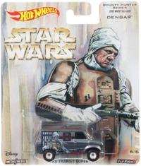 Hot Wheels: Star Wars Character Car - Dengar