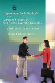 Employment for Individuals with Asperger Syndrome or Non-Verbal Learning Disability by Yvona Fast image