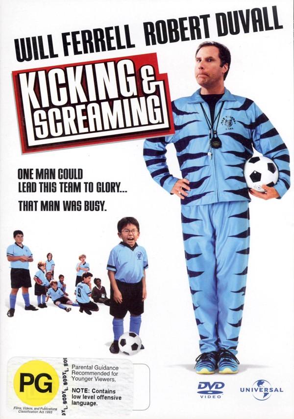 Kicking & Screaming on DVD image